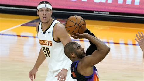 Rejuvenated Paul leads Suns over Nuggets 122-105 in Game 1 ...