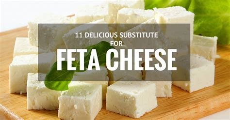 can you freeze feta cheese the 11 great substitutes for feta cheese you can use april 2018