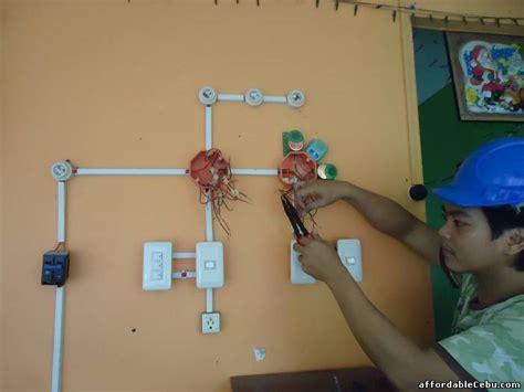 electrical wiring installation home service cebu offer