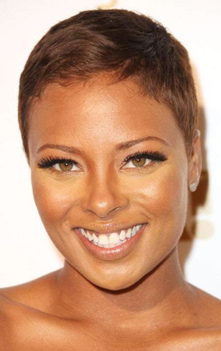 20 Black Natural Hairstyles For Short Thin Hair