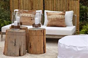 Mobilier Jardin Bois : mobilier en bois d co solutions ~ Premium-room.com Idées de Décoration