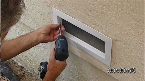 ezrvent fv easy replacement vent diy installation youtube