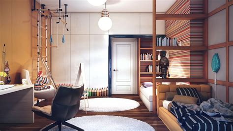 s room design packed rooms