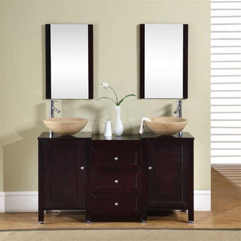 calista vanity travertine vessel vanity