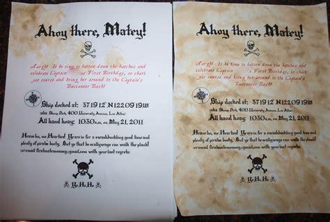 treasure map wedding invitation