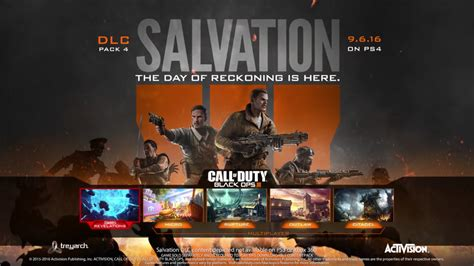 call  duty black ops  salvation dlc pack  zombies