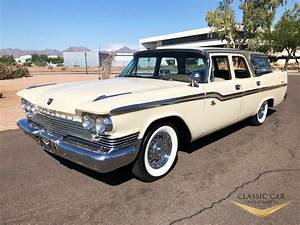 1959 Chrysler Windsor Town  U0026 Country Station Wagon For