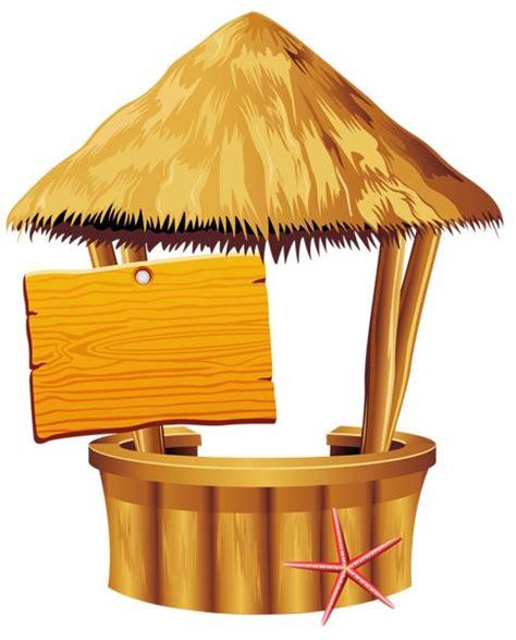 Hawaiian Beach Tiki Bar Png Clipart  Summer Clip
