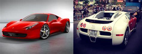Bugatti Vs Ferrari Comparison