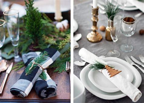 Ausgefallene Tischlen weihnachtliche tischdeko ideen f r eine weihnachtliche tischdeko