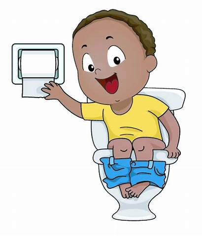 Potty Training Clip Clipart Child Freeuse Clipground