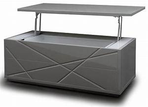 modern gray lift top coffee table with storage kaga With gray lift top coffee table