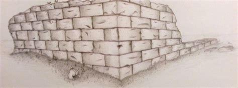 wall drawing pencil brick wall drawing pencil www pixshark images Brick