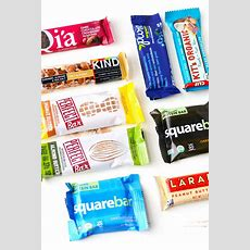 The 7 Best Healthy Packaged Bars  In It For The Long Run
