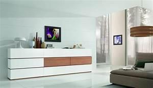 meubles de salon 96 idees pour l39interieur moderne en With meuble de salon contemporain