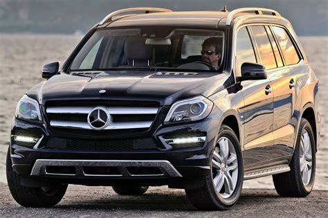 benz jeep 2015 2016 mercedes benz gl class suv pricing for sale edmunds