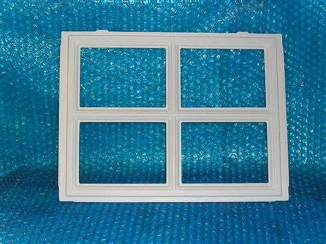 garage door window inserts garage door window insert quot stockton quot 12 1 2 quot x 16 1 2 quot stk