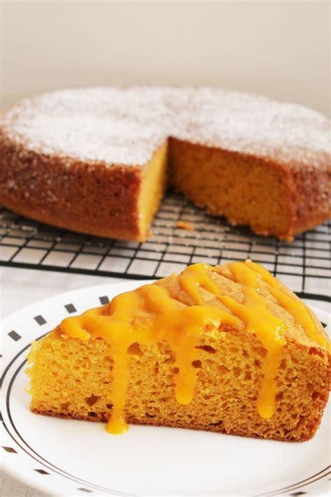 eggless mango cake recipe    eggless mango cake