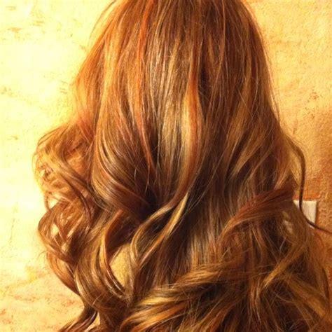 coloring  bleached hair   medium brown copper