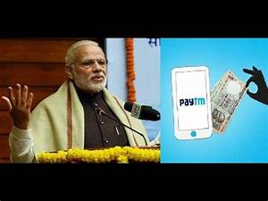 PM Modi talks On advantages of PAYTM & E Wallet Apps on ...