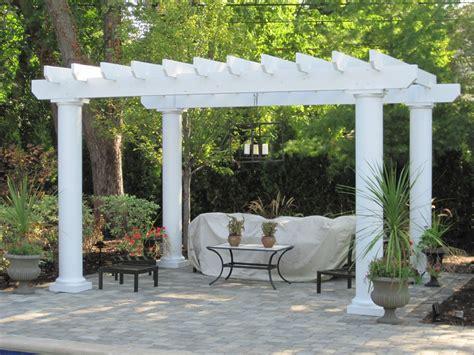 backyard america pergola kits columbus decks porches