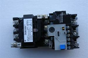 Ge Cr306cxg0  With Solid State Overload Relay Contactor
