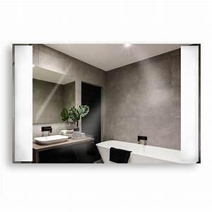 Licht Für Spiegel : vasner zipris sr led infrarotheizung spiegel led mit licht ~ Markanthonyermac.com Haus und Dekorationen