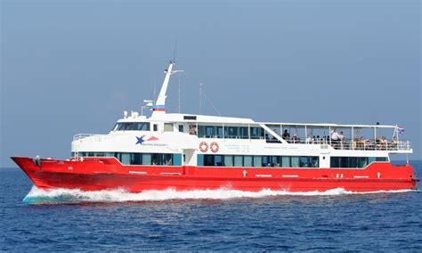 Boats Koh Samui To Koh Phangan by Fast Ferry Transfer Koh Samui Koh Phangan And Koh Tao