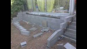 terrasse en dalle beton youtube With terrasse suspendue beton photo