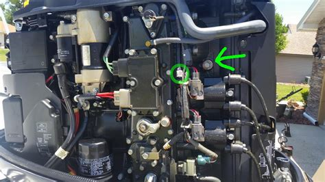 yamaha pressure water gauge f150 install outboard nmea switch tr network thehulltruth fishing