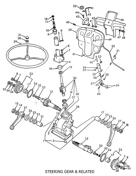Ford Steering Related