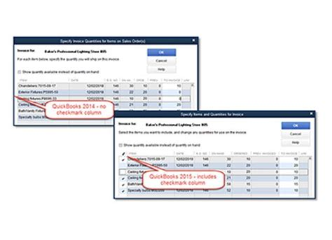 quickbooks feature minute sales orders  invoices enhancement intuitiveaccountantcom