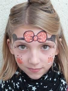 Maquillage Simple Enfant : maquillage enfant maquillage artistique pour enfants par ax cirque ~ Melissatoandfro.com Idées de Décoration