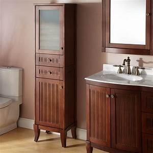 Signature, Hardware, Palmetto, Bathroom, Linen, Storage, Cabinet