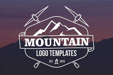 25 Mountain Logo Templates #utmost#care#created#proud ...