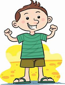 Healthy Boy Vector Art | Thinkstock