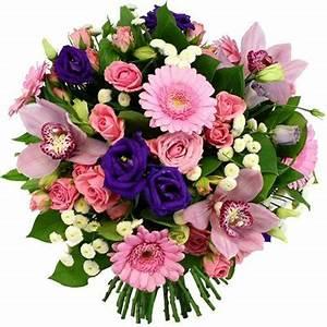 Beau Bouquet De Fleur : livraison du bouquet de fleurs anniversaire salsa par ~ Dallasstarsshop.com Idées de Décoration