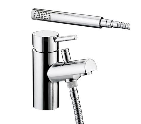 Bristan Prism Bath Shower Mixer by Prism 1 Bath Shower Mixer Chrome Pm 1hbsm C