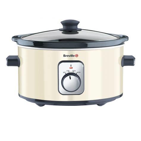 breville vtp185 3 5l soup casserole cooker 3 settings crock pot new