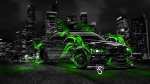 BMW M3 Fire Crystal City Car 2014 El Tony