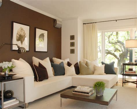 Living Room Accent Wall Ideas  Interesting Modern Family