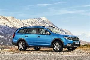 Dacia Logan Mcv Stepway 2017 : dacia logan mcv ora anche stepway ~ Maxctalentgroup.com Avis de Voitures