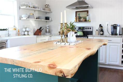 edge kitchen island thewhitebuffalostylingcocom