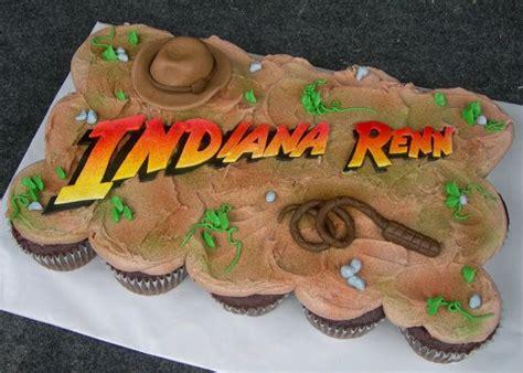 adventure jones cake  cupcake cake toppers bub