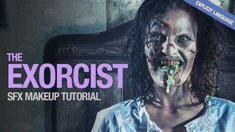 The Exorcist Sfx Makeup Tutorial Sfx Makeup Tutorials