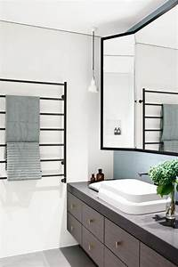 Badmöbel Für Kleines Bad : die besten 25 handtuchtrockner ideen auf pinterest handtuchhalter f r badezimmer ~ Bigdaddyawards.com Haus und Dekorationen