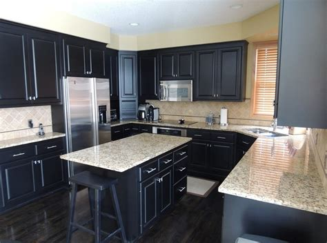 island design kitchen black and white kitchens and their elements