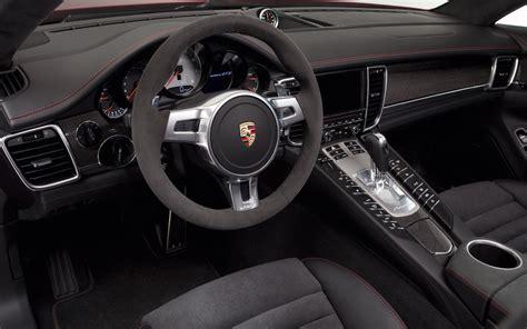 porsche panamera inside 2013 porsche panamera gts first drive motor trend