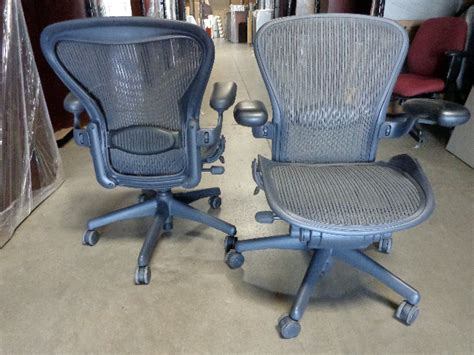 used herman miller aeron chair size b and c arizona