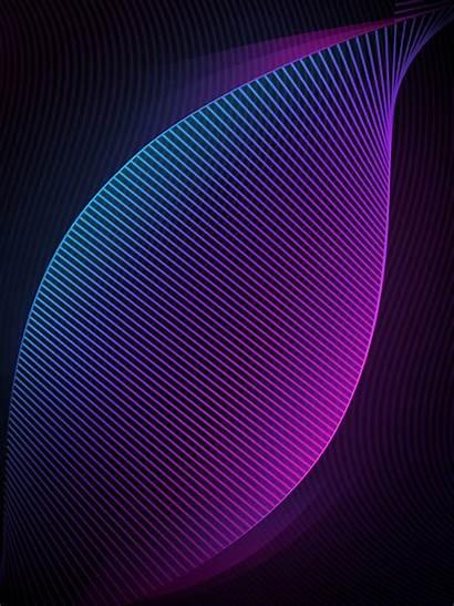 Neon Cool Retro Pattern Wallpapers Ipad Retina